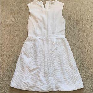 Gap white dress
